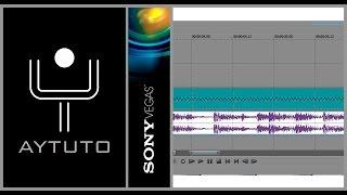 getlinkyoutube.com-Aumentar y reducir la velocidad del vídeo en SONY VEGAS