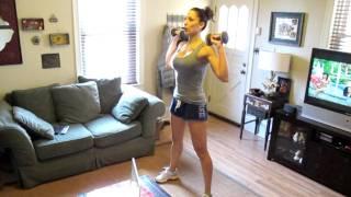 getlinkyoutube.com-BURN FAT FAST Tabata Workout - Jersey Shore Edition - BEXLIFE