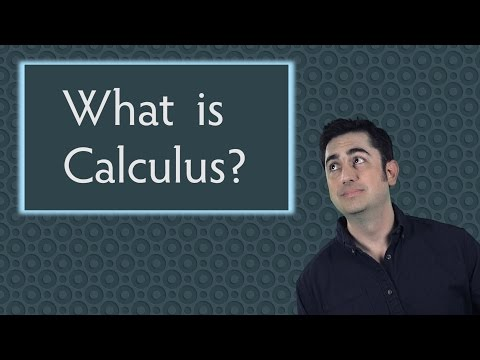 What is Calculus?  (Mathematics)