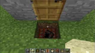 getlinkyoutube.com-Tutorial 5 | Armadilha do Piso Falso ! | Minecraft