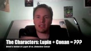 getlinkyoutube.com-Lupin III vs Detective Conan - Anime Review
