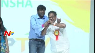 getlinkyoutube.com-Goreti Venkanna Live Performance at Telangana Convention 2016 in Dallas | US Video | NTV