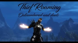 getlinkyoutube.com-GW2 | Thief WvW Roaming - My world - Outnumbered & Duels