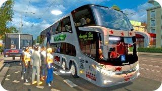 getlinkyoutube.com-Marcopolo G7 Bus ETS2 (Euro Truck Simulator 2)