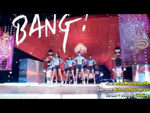 [MV HD Vietsub] After School - Bang! MV