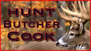 getlinkyoutube.com-deer hunt clean cook