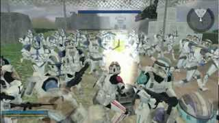getlinkyoutube.com-Battlefront 2 custom map review: All Battle Crisis