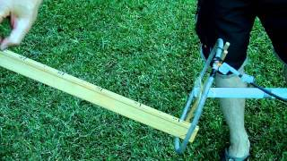 getlinkyoutube.com-Hammerhead Home Made Metal Detector (HH1) Air Test