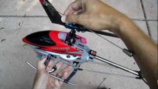 getlinkyoutube.com-Double Horse 9104 RC helicopter review, modifications, and comparison to Volitation 9053