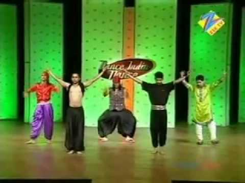 Bhavesh Misri in Elimination Round in Dance India Dance.avi.flv