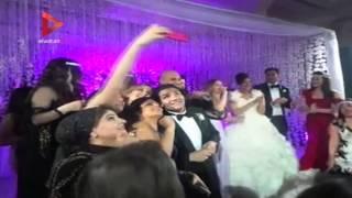 getlinkyoutube.com-نيكول سابا تشعل حفل زفاف نجل المستشار أحمد الزند