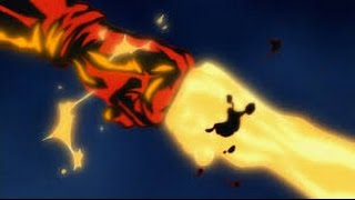 getlinkyoutube.com-One Piece - Luffy's Epic Gomu Gomu No Red Hawk