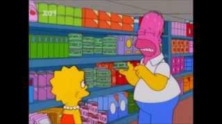 getlinkyoutube.com-Pero es tan barato Homero (latino)