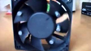 getlinkyoutube.com-membuat kipas angin dari magnet