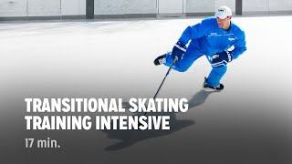 getlinkyoutube.com-iTrain Hockey Transitional Skating Training Intensive - Train The Trainers + Practice Plan