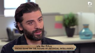 "getlinkyoutube.com-Oscar Isaac talks futurism, robots, and rocking a ""very virile"" beard"