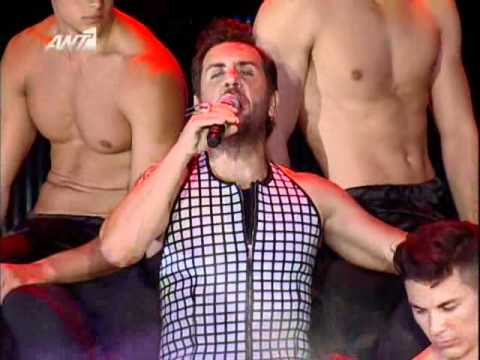 Pio psila(Leipei Pali o Theos mix)-Giorgos Mazonakis & Vegas(Mad Video Music Awards 2012)