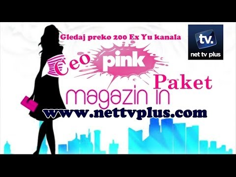 Magazin In - Milomir Maric, Mira Kosovka, Aca Lukas, Verica Rakocevic - (TV Pink 2013)