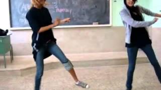 getlinkyoutube.com-رقص راب بنات كابل في المدرسة