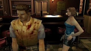 Resident Evil 3: Nemesis Full walkthrough HD [HARD]
