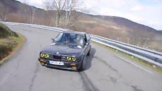 getlinkyoutube.com-BMW Motorsport E30 Street Drift Hillclimb