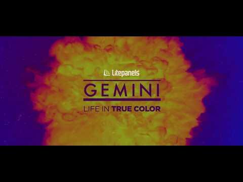 Gemini il nuovo sistema di illuminazione Litepanels