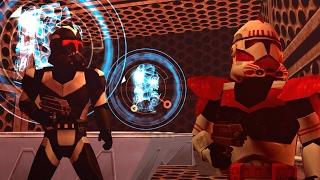 getlinkyoutube.com-Star Wars Battlefront 2 Mods: Mustafar Burning - Battlefront Zero