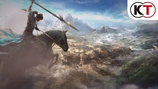 Dynasty Warriors 9 - Bejelentés Trailer