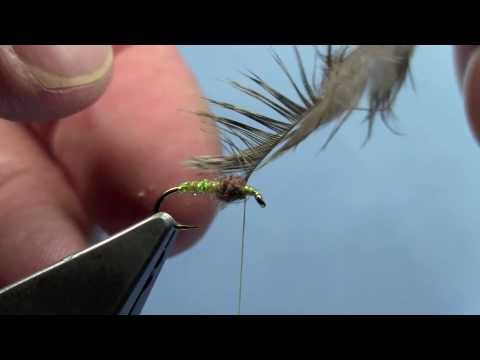 Fly Tying with Hans: Soft Hackle