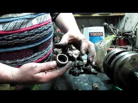 Где подушки двигателя у Москвич 2141