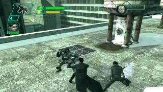 Matrix Path of Neo - Walkthrough Episode 5 [Android, PC, XBox, PS2, iPad]
