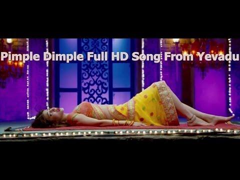 Pimple DimpleFull HD Song From Yevadu || Ram Charan, Allu Arjun, Sruthi Hasan, Etc