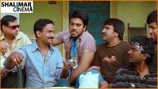 getlinkyoutube.com-Racha Movie || Venu Madhav & Satya Krishnan Comedy Scene  || Ram Charan, Tamanna