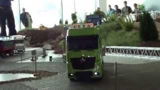 getlinkyoutube.com-RC Trucks - Modelltruckparcour NUFAM 2013 T2