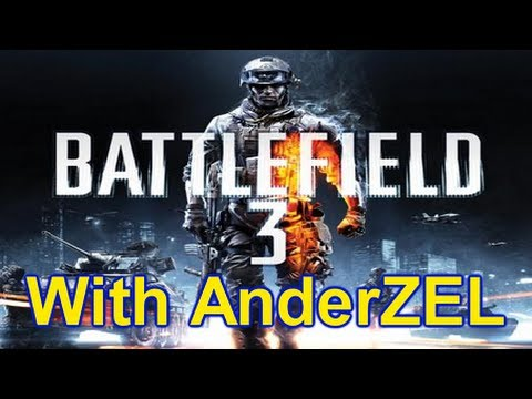 Battlefield 3 Online Gameplay - Squad Rush Mp7 Quick Action!