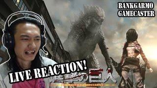 "getlinkyoutube.com-มิคาสะVsก๊อตซิลล่า!? มรึงจะสู้กันยังไง ;w;"":-AoT stop motion Episode1-Shocked Live Reaction"