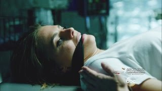 "getlinkyoutube.com-Castle 7x15 ""Reckoning"" Beckett Scenes  Captive and Tied Up By Dr Nieman"