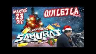 getlinkyoutube.com-*Me Dio Un Beso Y Se Fue (ESTRENO)-Sonido Samurai-Quilehtla Tlax.-23-Diciembre-2014