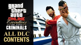 getlinkyoutube.com-GTA Online Executives and Other Criminals Update [All DLC Contents]