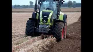 getlinkyoutube.com-CLAAS AXION 950 w orce - maszynydlafarmeraPL