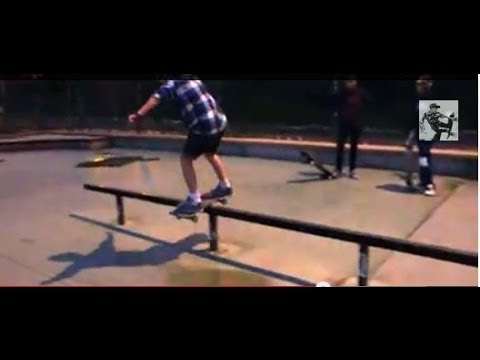 Schaeffer McLean - December 2012 Skate Trip - Final Part