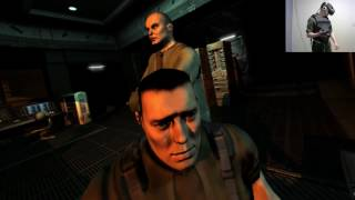 Doom 3 (HTC Vive VR) Part 1 FNG