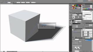 getlinkyoutube.com-Adobe Illustrator tutorial // create a realistic shadow