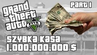 getlinkyoutube.com-GTA V | Jak zdobyć szybko pieniądze w GTA V ? - Sposób #1 - PORADNIK