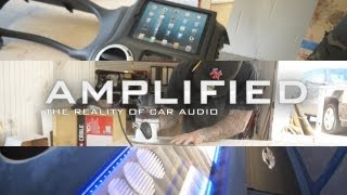 getlinkyoutube.com-Amplified - Doug Tells all, Jeep iPad mini, Chevy S10 full bed sound system, more...