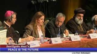 getlinkyoutube.com-Vian Dakheel, witness of the pain of Yazidi community in Iraq (EN) - Peace is the Future 2014