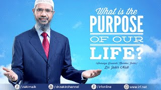 getlinkyoutube.com-WHAT IS THE PURPOSE OF OUR LIFE? | LECTURE + Q & A | DR ZAKIR NAIK
