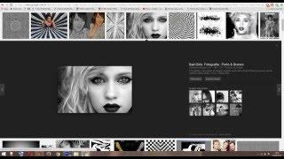 getlinkyoutube.com-Como Aplicar Efeito Preto e Branco No Photoshop Cs6 Sem Baixar Nenhum PSD