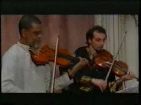 Bach Meets India - V.S. Narasimhan's Carnatic String Quartet