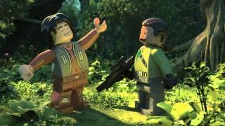 getlinkyoutube.com-Rebels Ghost Story - LEGO Star Wars – 2014 Mini Movie